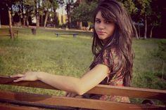 Uma tarde ensolarada no parque ♥