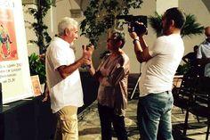 incontro con Pino Cacucci estate 2015