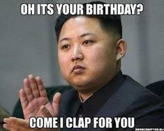 Image result for happy birthday meme