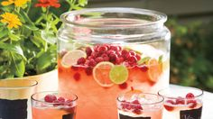 Raspberry Beer Cocktail Video - Southern Living