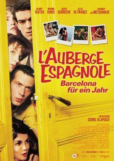 L'Auberge Espagnole (2002) aka The Spanish Apartment