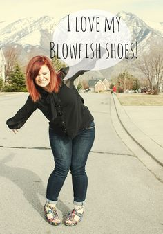 Giving away a pair of Blowfish Shoes today on the blog- Gentri Lee  www.gentrileeblog.com