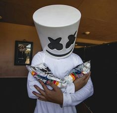 Save a marshmello , save a life