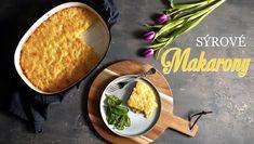 Makarony se sýrem - Kuchařka pro dceru Tacos, Ethnic Recipes, Food, Essen, Meals, Yemek, Eten