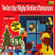 'Twas the Night Before Christmas is an animated Christmas television special, produced by Rankin...