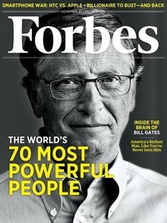 """Bill Gates:  HIS VALUE OF MONEY IS GREATLY SUPERCEDED BY HIS LOVE OF HUMAN BEINGS!  DEFINITELY """"THE MAN"""""""