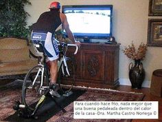 CICLISMO SALUD EN EL MUNDO DE LA DRA MARTHA CASTRO: Spinning Ciclismo Interior
