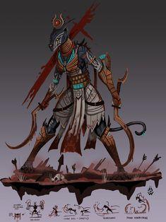 Fantasy Character Design, Character Design Inspiration, Character Concept, Character Art, Character Ideas, Egypt Concept Art, Cat Stands, Dnd Art, D&d Dungeons And Dragons