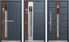 Puerta entreda hierro - Steel front door