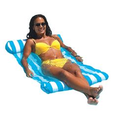 Swimline Premium Water Hammock Pool Float - Overstock Shopping - The Best Prices on Swimline Inflatables