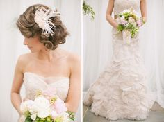 If I had to do it all over again ;) I would most def choose this dress and these flowers =)