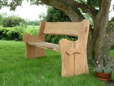 Gothic Bench www.jonathansteeleproducts.com