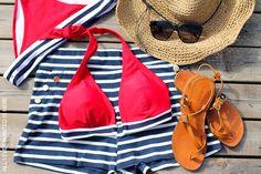 Beach style #vacation #summer #summerbash