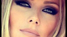Siyah Dumanlı Göz Makyajı Tekniği - Özel günler için veya günlük uygulayabileceğiniz şık ve zarif siyah dumanlı göz makyajı yapımı (Smokey Eyes Makeup Video)