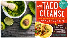This new diet book will show you how to make your own tortillas (flour, corn, plantain, and more) and you'll get more than 75 vegan taco recipes. #diet #healthytacorecipes #healthyrecipes #everydayhealth | everydayhealth.com