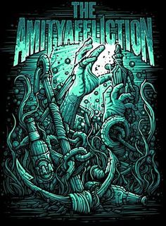 The amity affliction on Pinterest | Pittsburgh, Birches and Blue ...