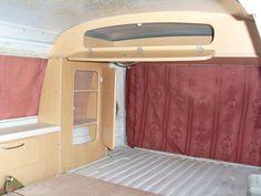 Bilderesultat for vw camper interiors