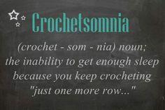 I'm Hooked - Crochet Humor