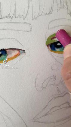 Art Lessons, Art Projects, Arte Indie, Gcse Art Sketchbook, Oil Pastel Art, Art Drawings Sketches Simple, Diy Canvas Art, New Me, Aesthetic Art