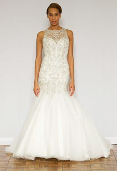 Pronovias Spring 2015 Wedding Dresses | TheKnot.com