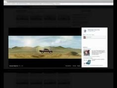 """Volkswagen Amarok - Facebook FlipBook    """"Volkswagen Amarok is the ultimate all train vehicle. It goes on everywhere, from mountains to streets of urban jungles.To show that, we create Facebook Flipbook."""""""