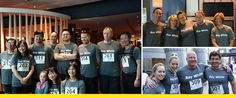 Ray White has raised $16,113.00 for the Leukaemia & Blood Cancer New Zealand (LBC) in the annual Auckland Step Up Sky Tower Stair Challenge, which was held on Friday, 5 August.  The Sky Tower, which is the tallest building in the southern hemisphere, hosted nearly 500 people climbing up 51 floors, 1,103 stairs.
