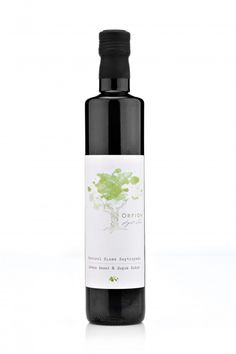 Orfion Özel Seri Natürel Sızma Zeytinyağı  /  Special Series Extra Virgin Olive Oil - www.orfion.com.tr