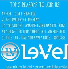 Happy Sunday! Like you need anymore reasons to #thrive #dft #entrepreneur