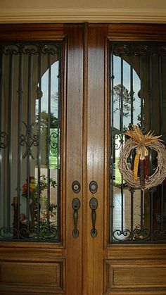 Wrought Iron Line | Durango Doors Suite 300 at The Houston Design ...