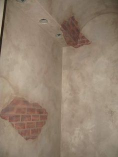 brick and plaster murals - Google Search