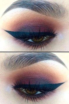 5 Hottest Smokey Eye Makeup