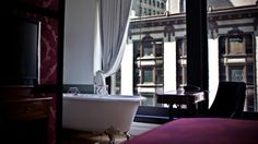 The NoMad Hotel, New York - Les plus beaux hôtels du monde Hotels In New York, Nyc Hotels, Hotels And Resorts, Luxury Hotels, Unique Hotels, Hotel Deals, Upper East Side, Nomad Hotel Nyc, Arquitetura