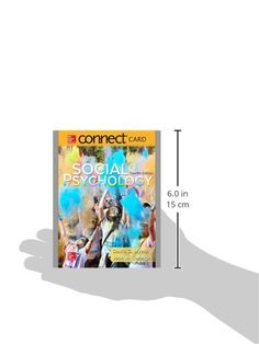 Connect Access Card for Social Psychology