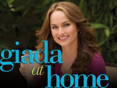 Cook with Chef Giada on her show (Giada At Home)