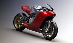 MV Agusta onthult F4Z 1000 Zagato conceptmodel