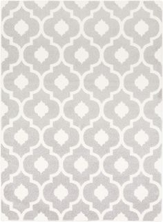 Surya HRZ1097 Horizon Gray Rectangle Area Rug