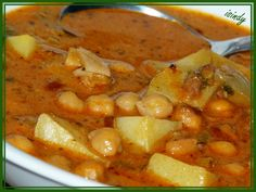 Cheeseburger Chowder, Thai Red Curry, Cooking, Ethnic Recipes, Soups, Food Ideas, Anna, Diet, Puertas