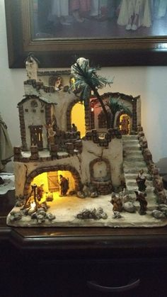 1 million+ Stunning Free Images to Use Anywhere Christmas Villages, Christmas Nativity, Christmas Deco, All Things Christmas, Christmas Time, Christmas Crafts, Xmas, Architectural Sculpture, Free To Use Images
