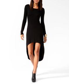 $14.80 Basic High-Low Dress | FOREVER21 - 2025102364