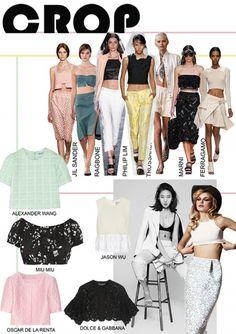 How To Wear- Crop Tops. www.kit-magazine.com