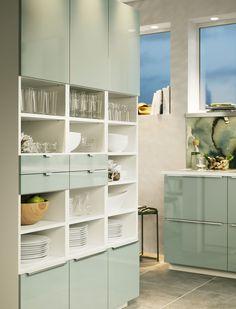 Pin di Kathleen Dominiak su kallarp nel 2019  Ikea kitchen Kitchen e Kitchen Cabinets