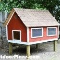 Easy Chicken Coop Plans | MyOutdoorPlans | Free Woodworking Plans and Projects, DIY Shed, Wooden Playhouse, Pergola, Bbq