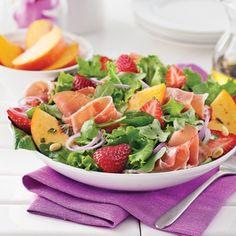 Salade dolce vita - Recettes - Cuisine et nutrition - Pratico Pratique