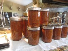 http://www.facebook.com/pages/Lindas-Pantry/391852060878680?ref=tn_tnmn http://www.mywildtree.com/175887/ Just sharing how I canned salsa today. Change this ...
