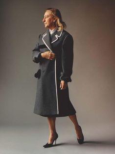 THE PRADA PERSPECTIVE (British Vogue)