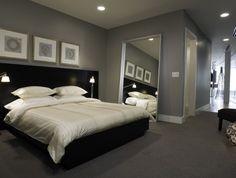Master bedroom idea -- simple