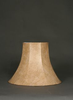 Faux Leather Bell Lampshade Www Myrlg Vintage Lampshades