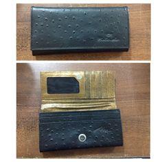 Billetera, modelo acordeón  100% cuero parte interior y exterior. #leather…
