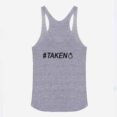 #Taken Tank Top