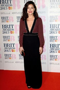 Jessie Ware. See what all the stars wore to the show.